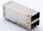 0.75mm PITCH 叶片状堆叠式竞博JBO组件