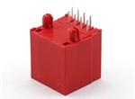 5224单胞 8P 扁针插座(配15.0塑壳)