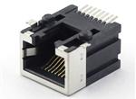 5321SH 1X1 8P  SMT插座