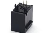 5222 4P 带插芯(616PCB-TI)插座 4P (有耳)脚径3.38