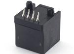 5224-01插座 8P 配注塑式插芯