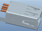 USB A 母焊线式