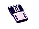 Micro USB 2.0 5P B 公