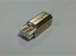 USB B公短体焊线式
