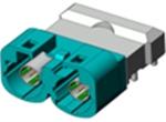 HSD 双包公板端卧式竞博JBO(Pitch=12.7mm)