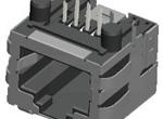 RJ45 插座 (注塑式插芯)