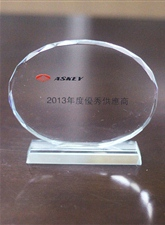 "2013 was awarded as ""excellent supplier"" by ASKEY."