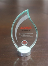 "2012 was awarded as ""main supplier prize"" by AVAYA."